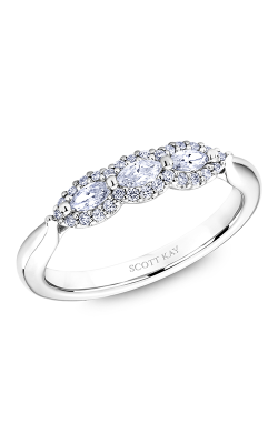 Scott Kay Namaste Wedding Band B2625RM515 product image