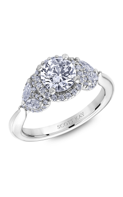 Scott Kay Namaste Engagement Ring M2624RM510 product image
