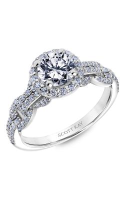 Scott Kay Embrace Engagement ring 31-SK6028ERP-E.01 product image