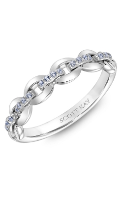 Scott Kay Embrace Wedding Band 31-SK5615W-L.01 product image