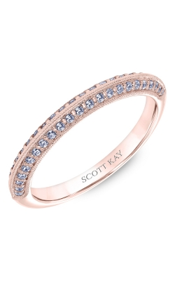 Scott Kay Luminaire Wedding Band 31-SK5600R-L.01 product image