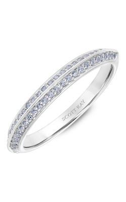 Scott Kay Luminaire Wedding Band 31-SK5607W-L.01 product image