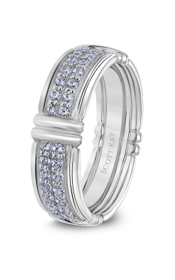 Scott Kay Luminaire Men's Wedding Band 22-SK5626P100-G product image