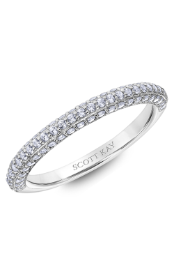 Scott Kay Heaven's Gates Wedding Band 31-SK6021W-L.01 product image
