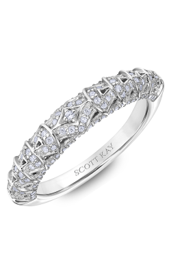 Scott Kay Heaven's Gates Wedding band 31-SK6023P-L product image