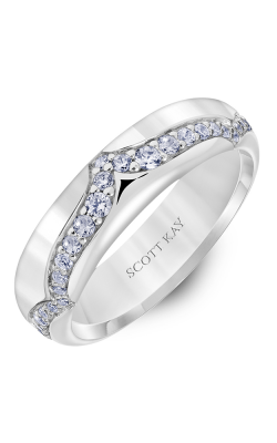 Scott Kay Namaste Wedding Band 22-SK5555P7-L product image
