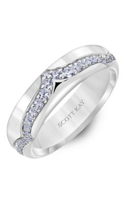 Scott Kay Namaste Wedding band 22-SK5555P7-L product image