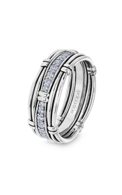 Scott Kay Luminaire Men's Wedding Band 22-SK5559P8-G product image