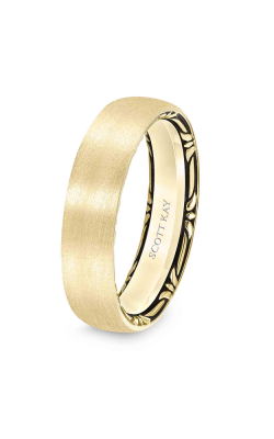 Scott Kay Heaven's Gate Wedding band 11-SK5566W6-G product image
