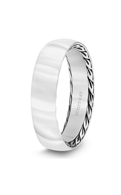 Scott Kay Equestrian Wedding band 11-SK5564P6-G product image