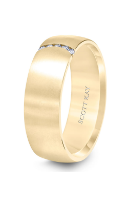 Scott Kay Luminaire Wedding band 22-SK5655Y7-G.00 product image