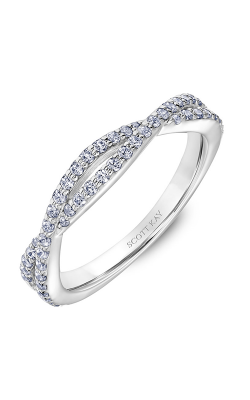 Scott Kay Namaste Wedding Band 31-SK5634W-L.01 product image