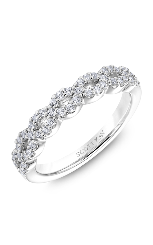 Scott Kay Namaste Wedding band 31-SK5177P-L.00 product image