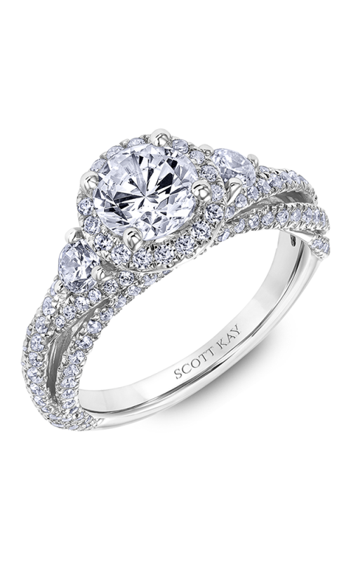 Scott Kay Namaste Engagement ring 31-SK6000ERP-E.01 product image