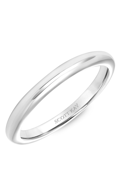 Scott Kay Guardian Women's Wedding Band 31-SK6011W8-L.00 product image