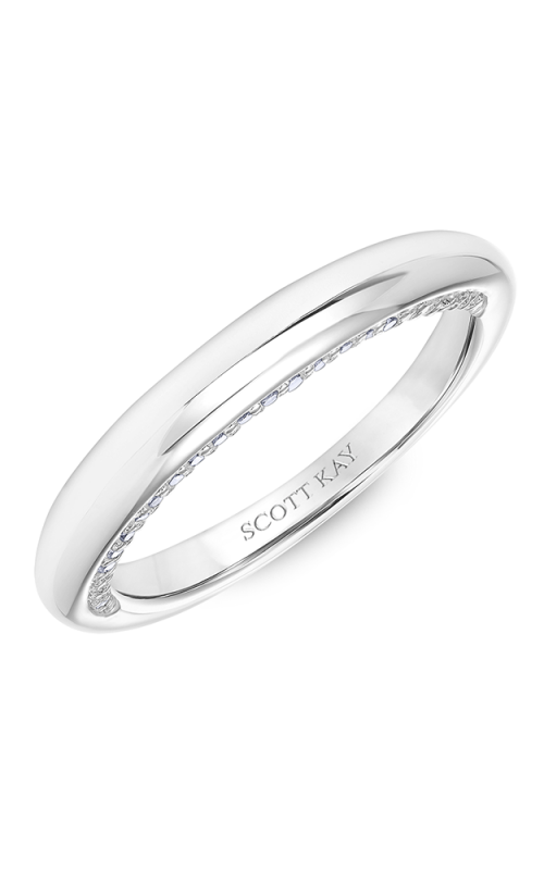 Scott Kay Guardian Women's Wedding Band 31-SK6008W8-L.00 product image