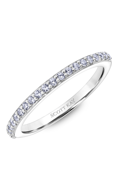 Scott Kay Guardian Wedding band 31-SK6014W8-L.00 product image