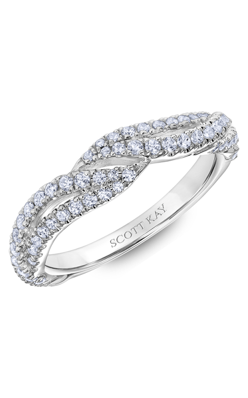 Scott Kay Namaste Wedding band 31-SK6001W-L.00 product image