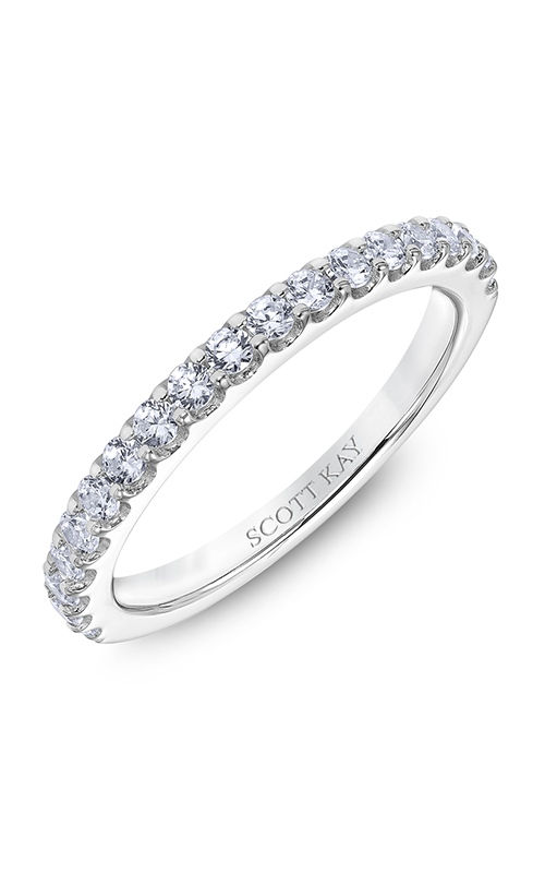 Scott Kay Luminaire Wedding Band 31-SK5184W-L.01 product image