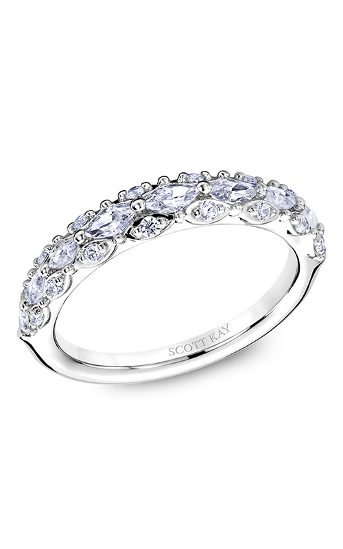 Scott Kay Luminaire Wedding Band 31-SK5179W-L.01 product image