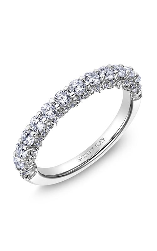 Scott Kay Heaven's Gates Wedding Band B2561R515 product image