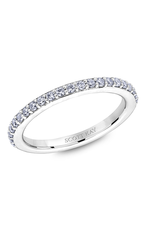 Scott Kay Heaven's Gates Wedding Band B2623R520 product image