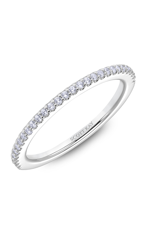 Scott Kay Namaste Wedding Band 31-SK5194RW-L.01 product image