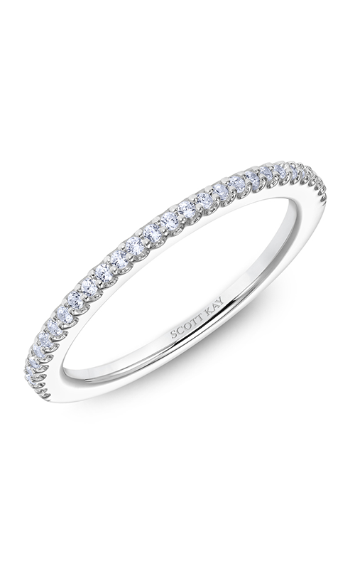 Scott Kay Namaste Wedding Band 31-SK5196W-L.01 product image