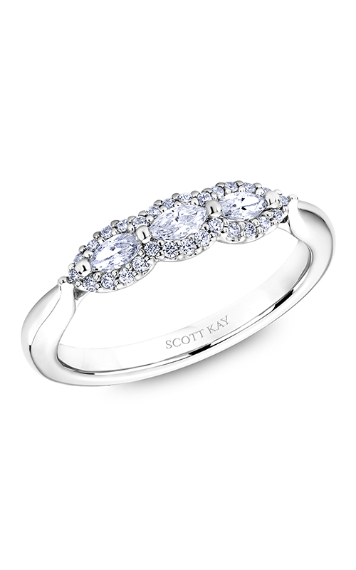 Scott Kay Namaste Wedding Band 31-SK5419W-L.01 product image