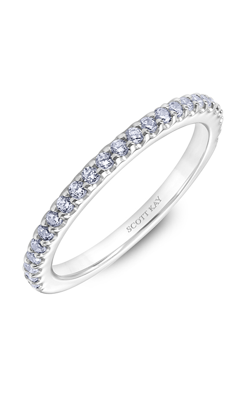Scott Kay The Crown Wedding band B2615R510 product image