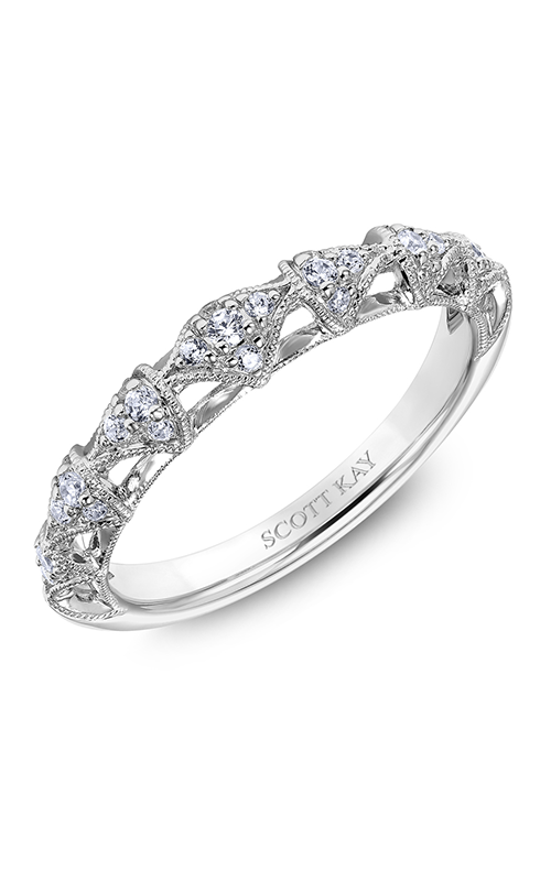 Scott Kay Heaven's Gates Wedding Band 31-SK5187P-L.00 product image