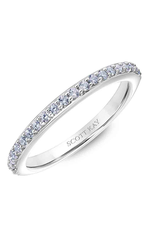 Scott Kay Embrace Women's Wedding Band 31-SK5610P-L product image