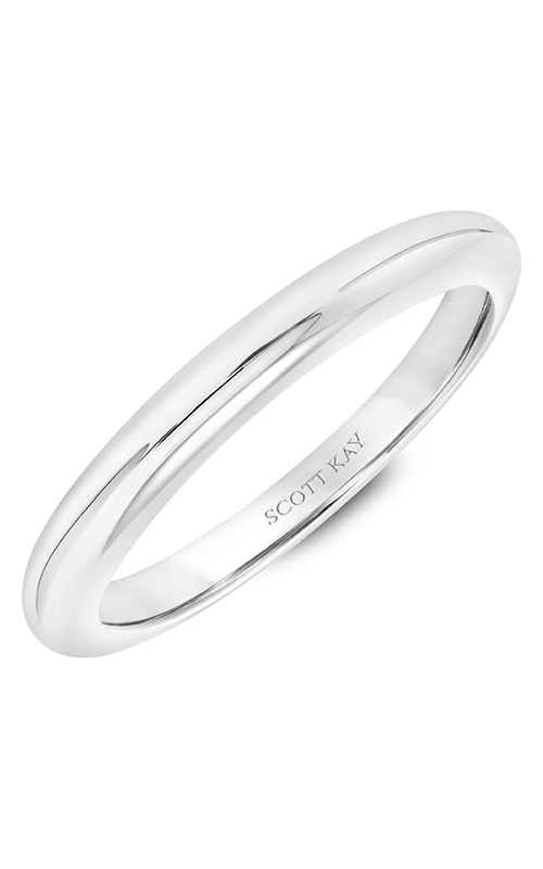 Scott Kay Luminaire Wedding Band 31-SK5599W-L.01 product image