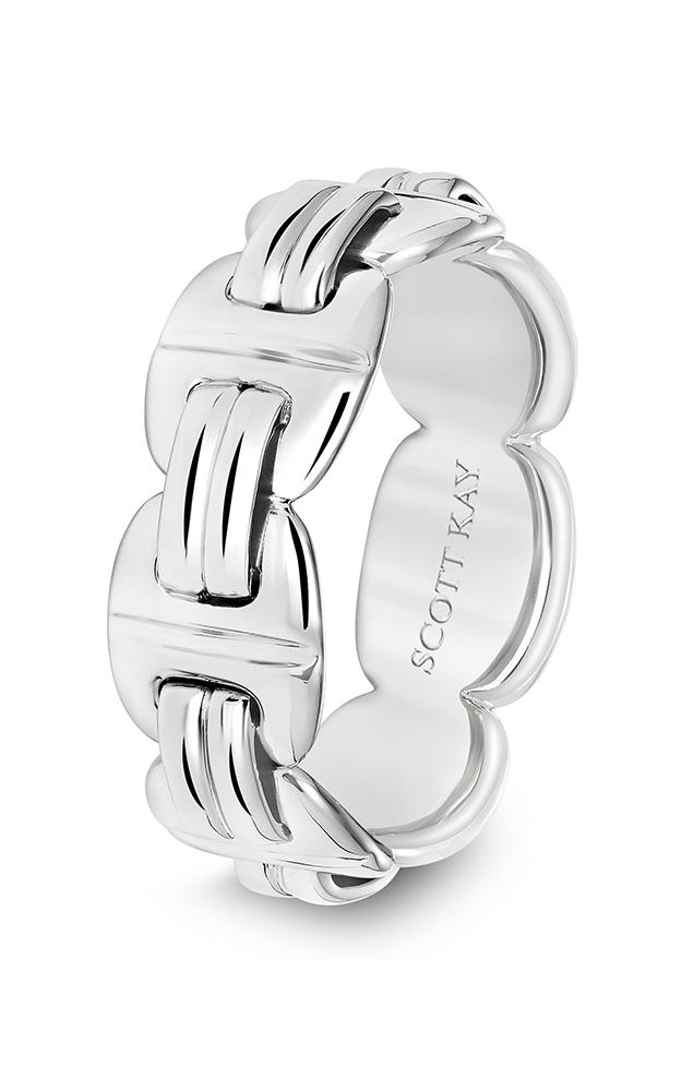Scott Kay Embrace Men's Wedding Band 11-SK5622P8-G product image