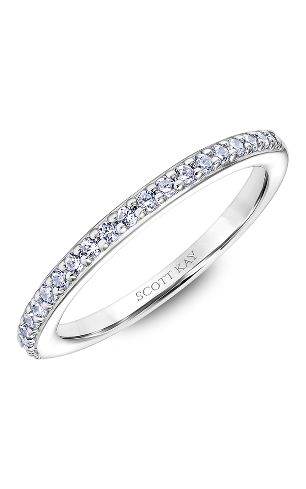 Scott Kay Guardian Women's Wedding Band 31-SK6012P-L product image