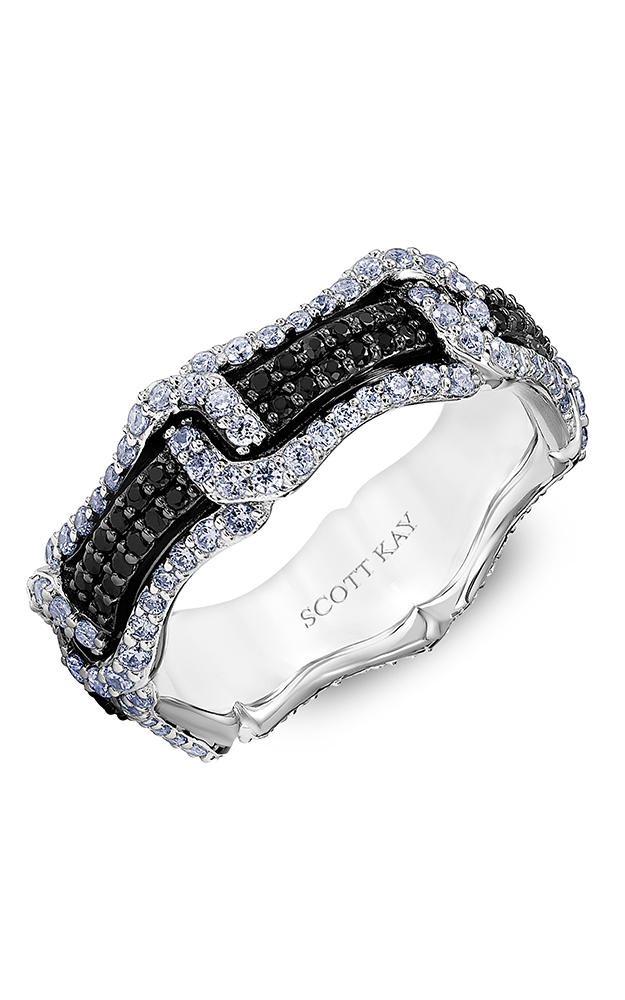 Scott Kay Guardian Women's Wedding Band 33-SK5551BP065-L product image