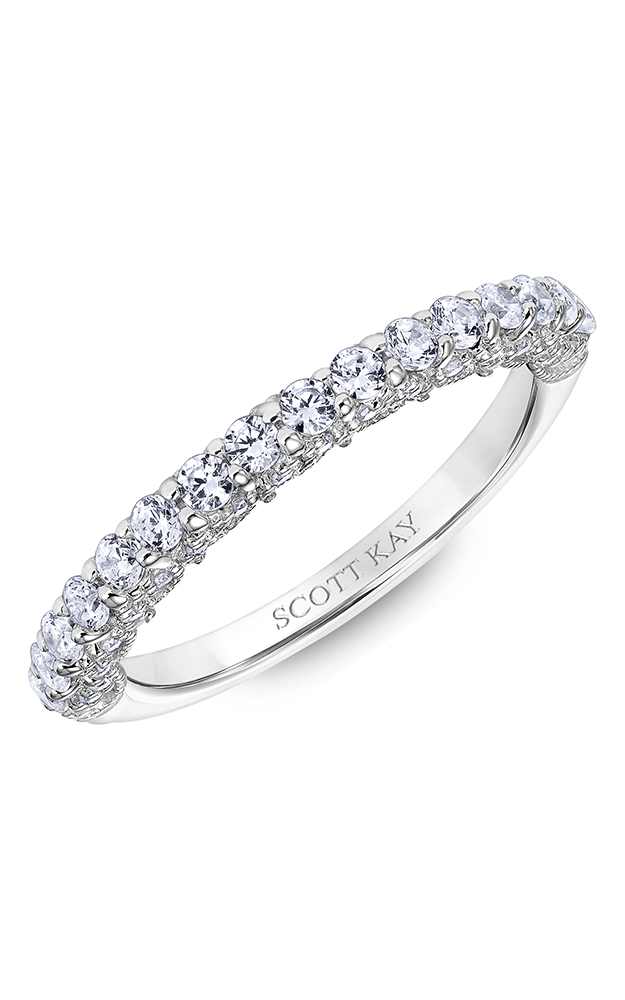 Scott Kay Heaven's Gates Women's Wedding Band 31-SK6016W-L.01 product image