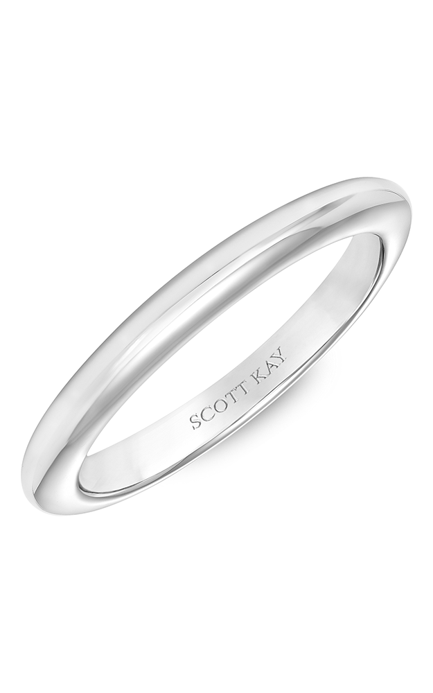 Scott Kay Luminaire Wedding Band 31-SK6030W8-L.00 product image