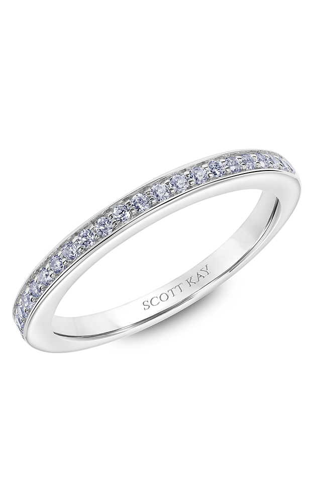 Scott Kay Luminaire Wedding Band 31-SK6024W8-L.00 product image