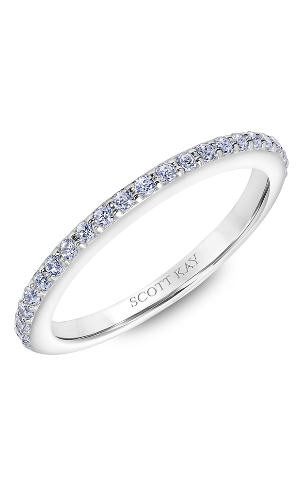 Scott Kay Luminaire Wedding Band 31-SK6038W-L.01 product image