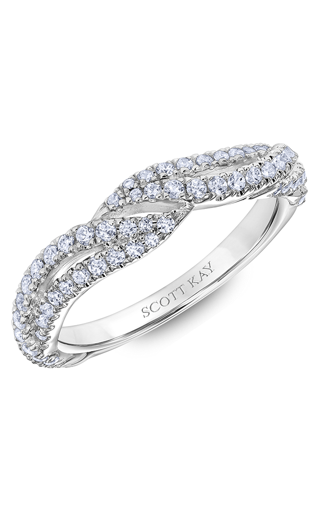 Scott Kay Namaste Wedding Band 31-SK6002W8-L.00 product image