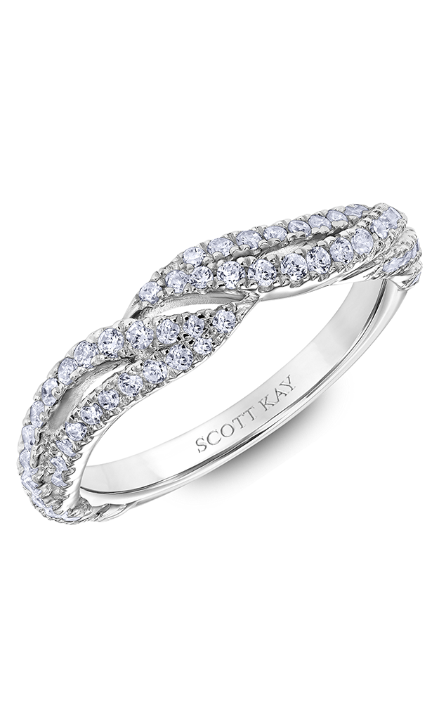 Scott Kay Namaste Wedding Band 31-SK6003W8-L.00 product image