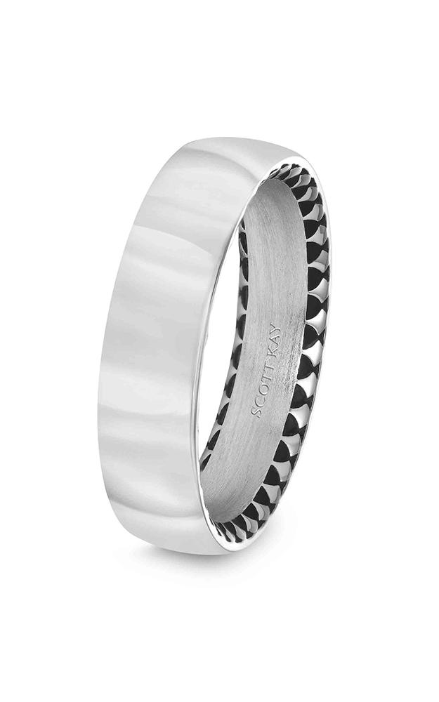 Scott Kay Heaven's Gate Men's Wedding Band 11-SK5565P6-G product image