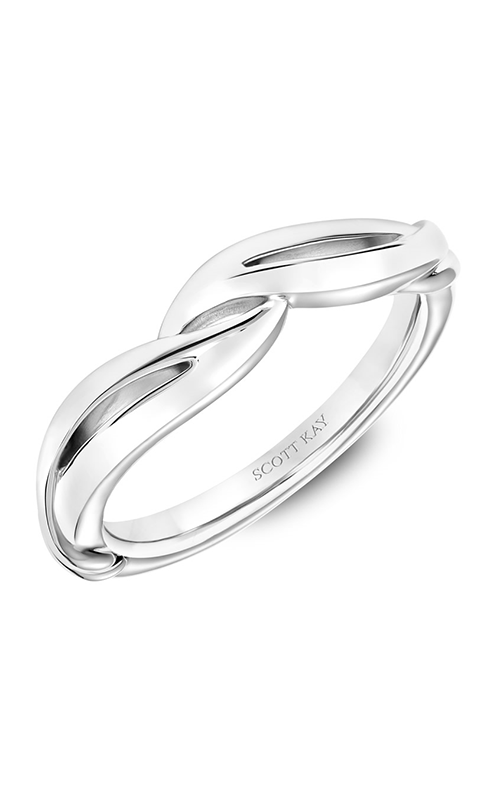 Scott Kay Namaste Wedding Band 31-SK5631P-L.01 product image