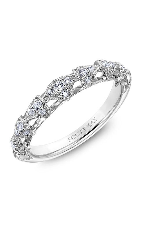 Scott Kay Heaven's Gates Wedding Band 31-SK5646W-L.01 product image