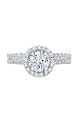 Shah Luxury Carizza Engagement Ring CA0034EK-37W product image