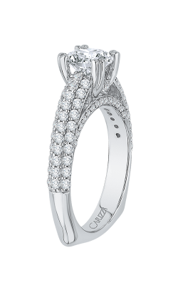 Shah Luxury Carizza Engagement ring CA0035EK-37W product image