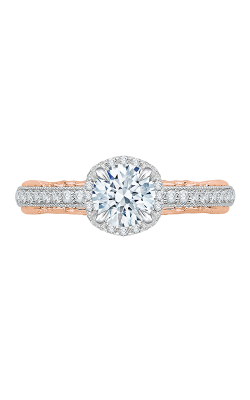 Shah Luxury Carizza Engagement Ring CA0072EK-37WP product image