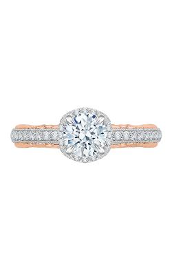 Shah Luxury Carizza Engagement Ring CA0072EK-37WP product image