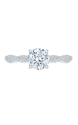 Shah Luxury Carizza Engagement Ring CA0088EHK-37W product image